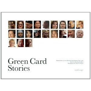 Khalifa's Story Featured in New Book, 'Green Card Stories'