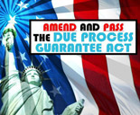 Take Action: Join the Due Process Guarantee Act Campaign