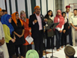 Muslims & Sikhs Gather in DC<br> to Highlight Partnership & Solidarity