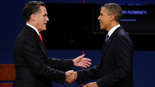 Uninspiring Performance in First Presidential Debate