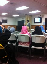 "Al-Marayati and Hussein Lead ""I Am Change"" Workshop in Syracuse, NY"