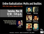 'Online Radicalization: Myths and Realities' in DC