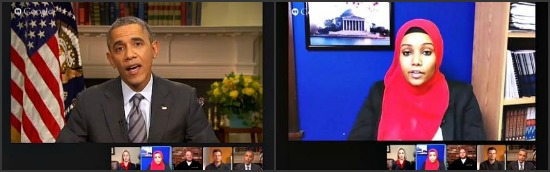 MPAC Rep Participates in Google+ Hangout with President ...