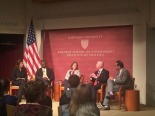 Tarin Speaks at White House Event Hosted by Harvard's Kennedy School of Government