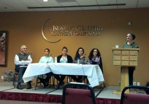 Youth, Parents Gather for 'Let's Be Honest' Forum - Muslim