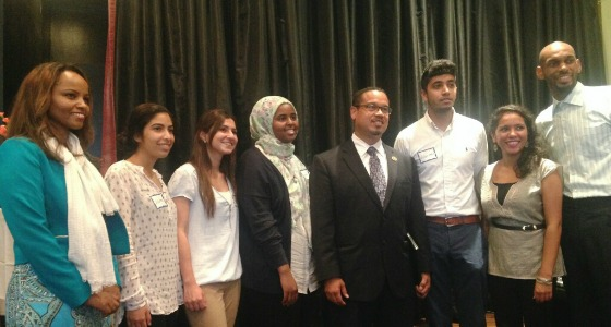 Ellison Calls For Unity Action During Dc Book Event Muslim