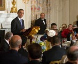 Raising Policy Concerns During White House Iftar