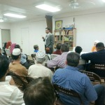 'I Am Change Workshop' Follows up with Masjid Gibrael community