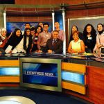 Young Muslims Experience LA Civic Summit
