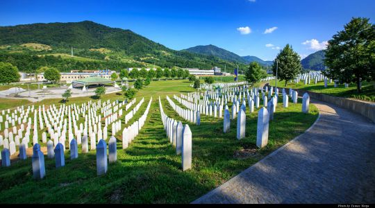 an analysis of the devestating consequences from the genocide in srebrenica The consequences may be not be what by william churchdirectorpalestine israel media analysis speaking on the subject of the armenian genocide.