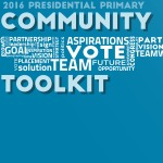 Presidential Primary Community Toolkit