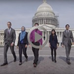 Invest in Young American Muslims Interning on Capitol Hill
