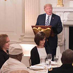 Trump Shuns American Muslims at White House Iftar