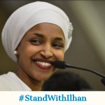We stand with Rep. Ilhan Omar