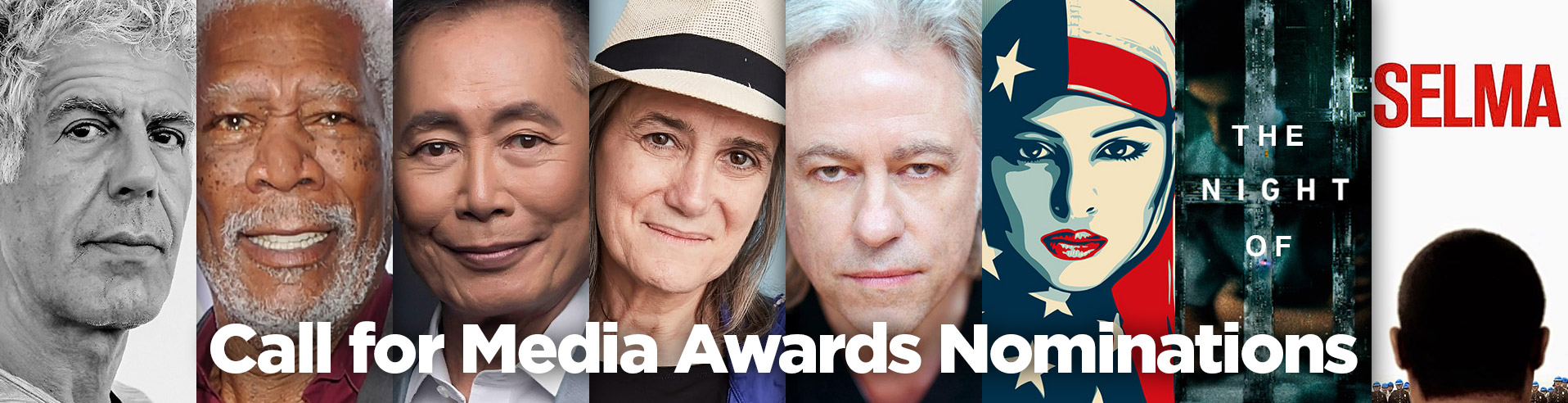 Call for Nominations for 2019 Media Awards