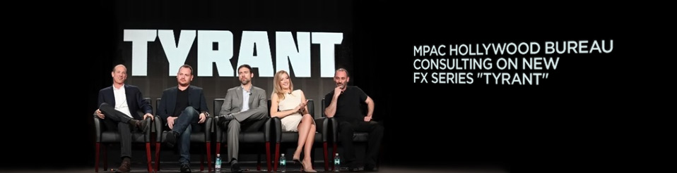 MPAC Hollywood Bureau Consulting on New FX Series 'Tyrant'