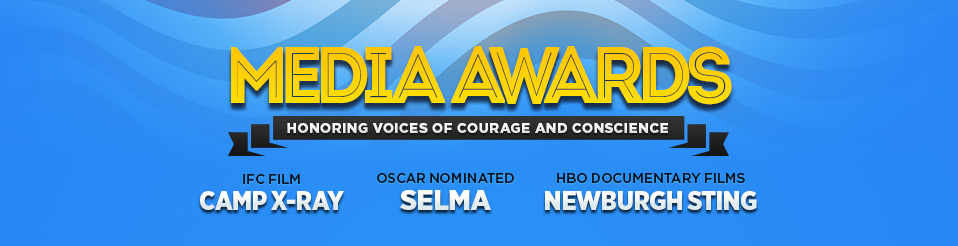 Announcing 24th Annual Media Awards honorees